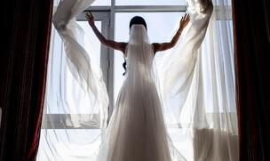 Bride's Morning